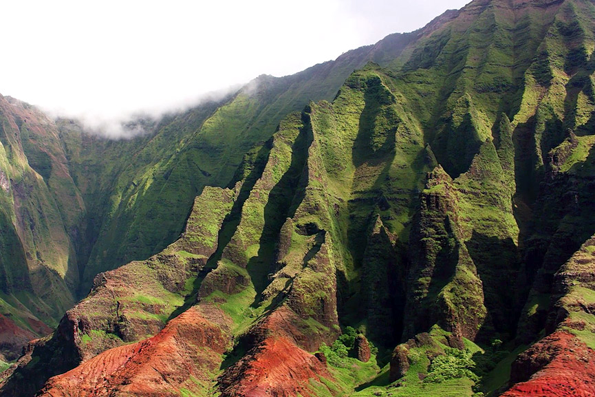 Rainbow Helicopters Napali Coast Private Charter Flight